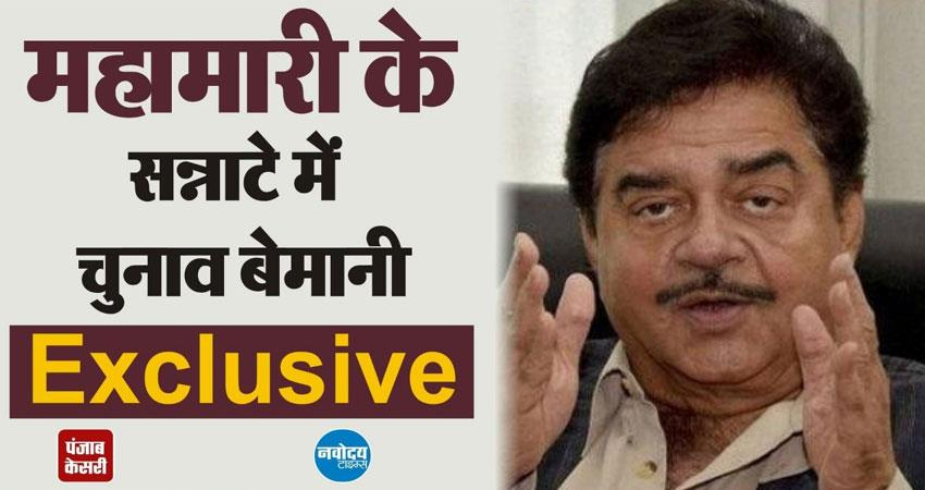 actor shatrughan sinha exclusive interview on sushant case and bollywood scenario aljwnt
