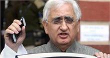 सलमान खुर्शीद बोले- यूपी में प्रियंका गांधी हैं कांग्रेस की कप्तान, BJP मुख्य प्रतिद्वंदी