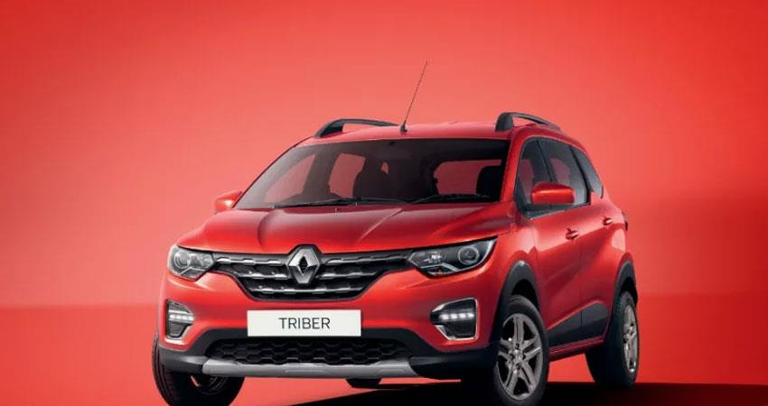 know-about-the-five-things-of-renault-triber