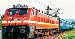 डीजल इंजनों की होगी छुट्टी, ट्रेनों की बढ़ेगी स्पीड