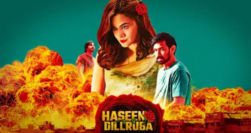 haseen dilruba becomes number 1 trend worldwide aljwnt