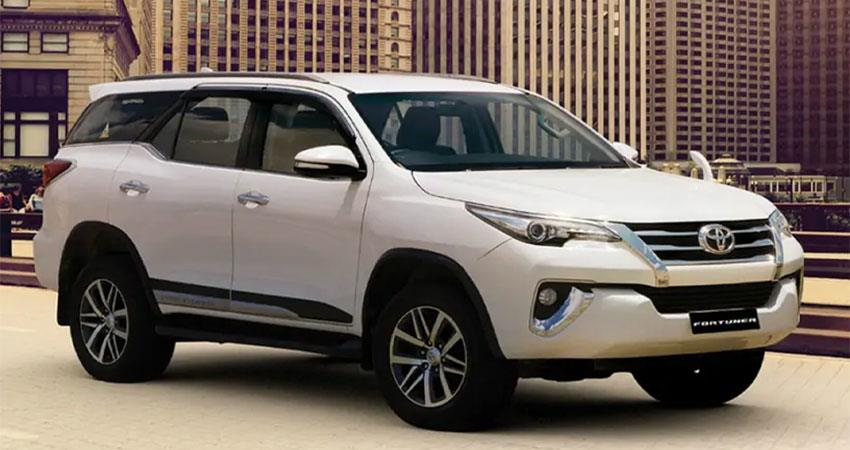 toyota fortuner bs6 started selling know what is the price