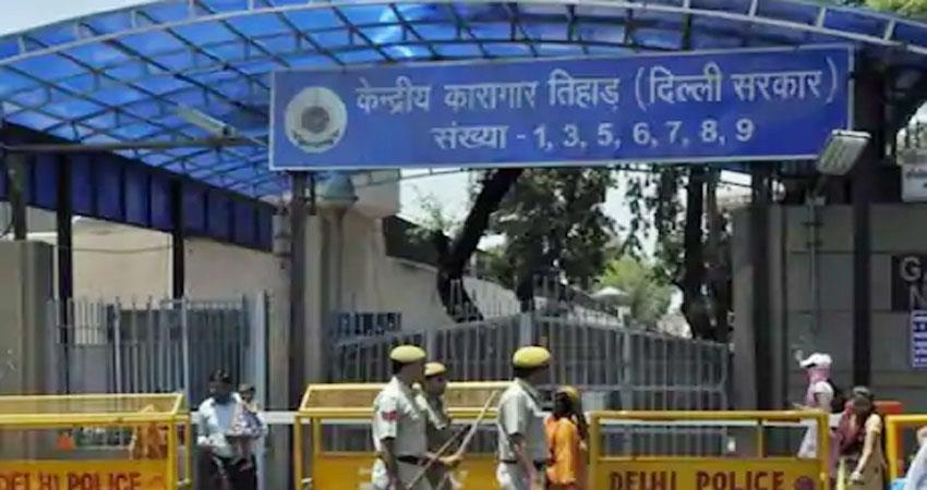 Corona test of rape accused in Tihar Jail victim is corona infected prshnt