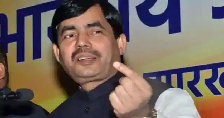 bjp moves new bet for shahnawazs homecoming or operation nitish albsnt