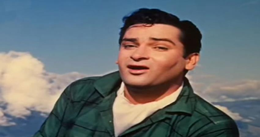 shammi kapoor birthday special unknown facts