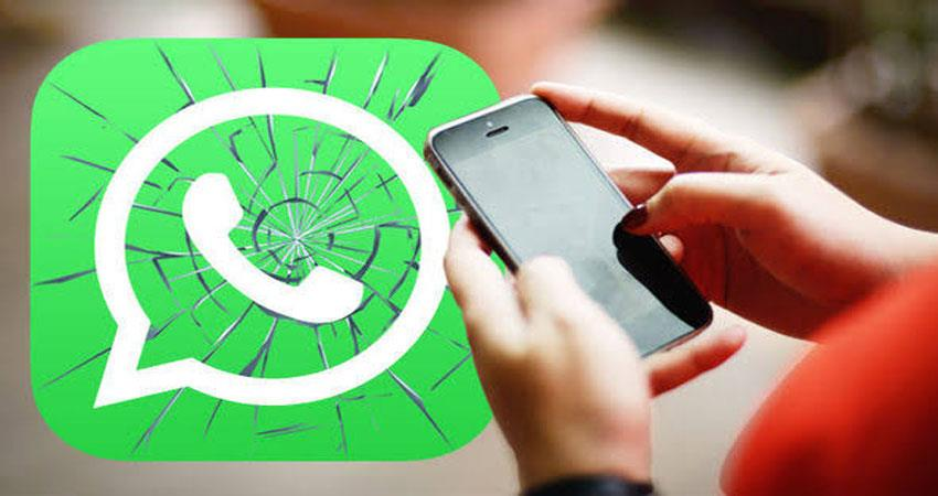 whatsapp will not work in millions of mobile phones