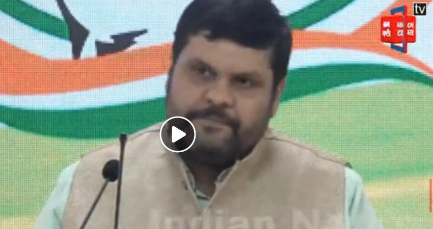 congress accuses bjp modi govt gdp figures manipulation economy improvement rkdsnt