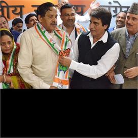 कांग्रेस ने नसीमुद्दीन सिद्दीकी को बनाया बिजनौर से अपना प्रत्याशी