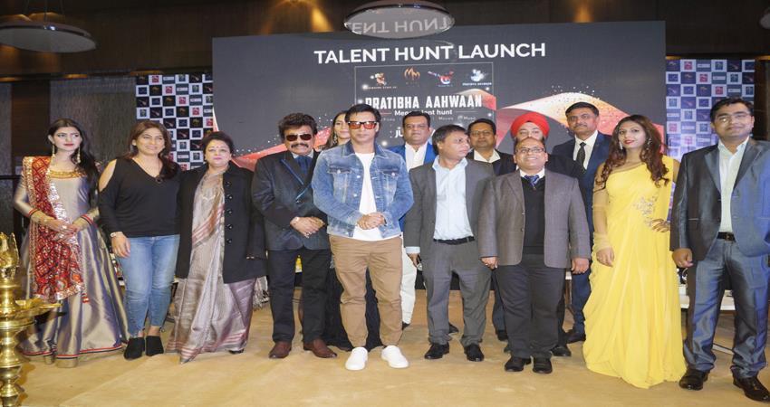 madhur-bhandarkar-and-actress-archana-puran-sing-talent-hunt-launch