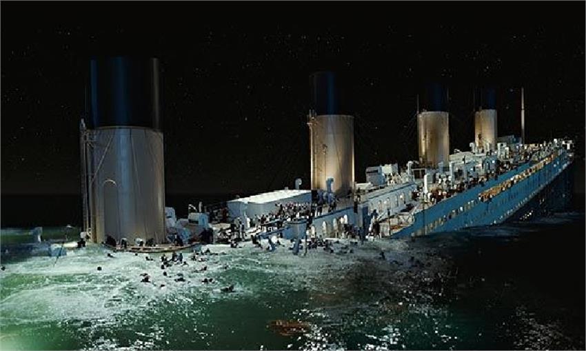 titanic will be cut to discover telegram from atlantica vbgunt
