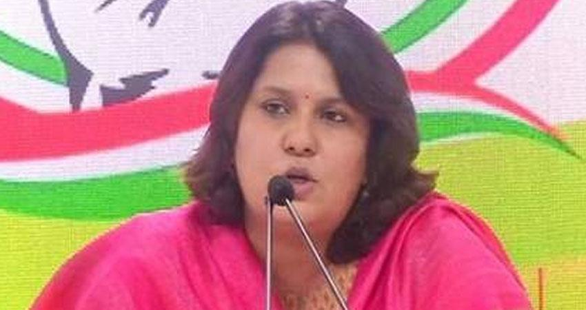congress counterattacks yogi bjp govt blowing rumors of fabricated ethnic riots rkdsnt