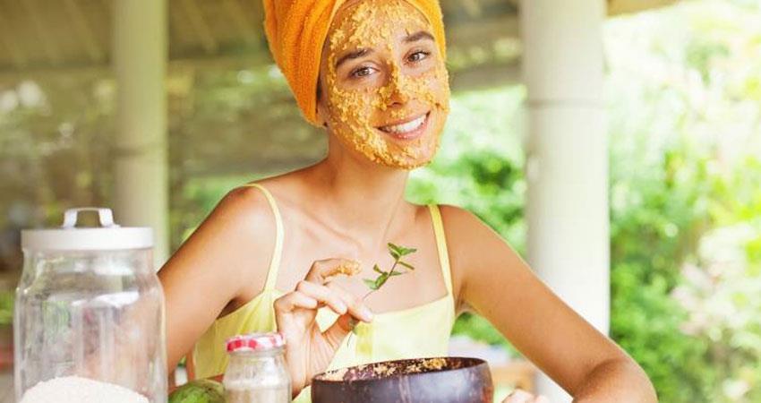 monsoon skin care tips home made face mask pragnt