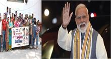 राजधानी में BJP ने मनाया सेवा सप्ताह, प्लास्टिक पर रोक को लेकर चला जागरुकता अभियान