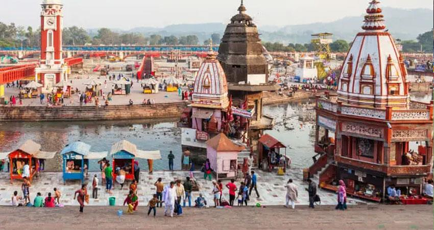 uttrakhand preparations to make haridwar a trip free city to be announced before kumbh rkdsnt