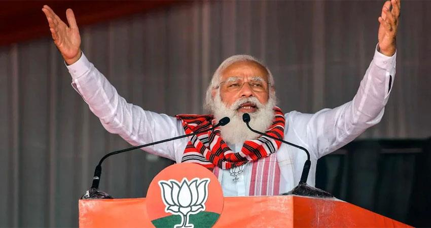 modi thundered in bengal said mamtas countdown starts bjp government will be formed alsbnt