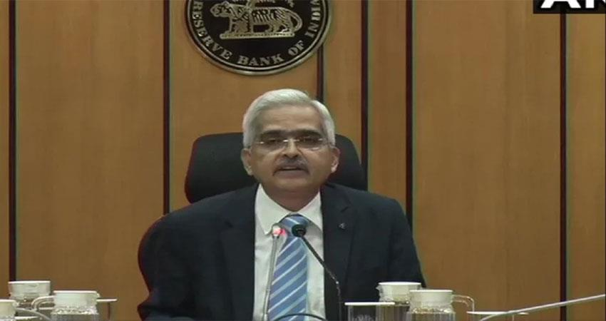 shaktikanta das said the rbi and the government have taken several steps for financial stability