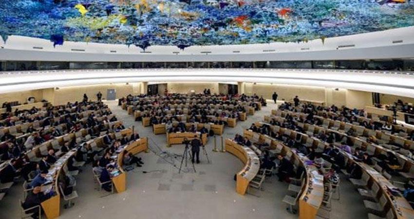 Geneva LIVE Pakistan raises Kashmir issue in UNHRC