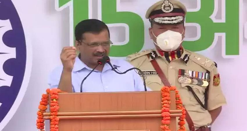 arvind kejriwal announced on independence day schools will not open yet pragnt