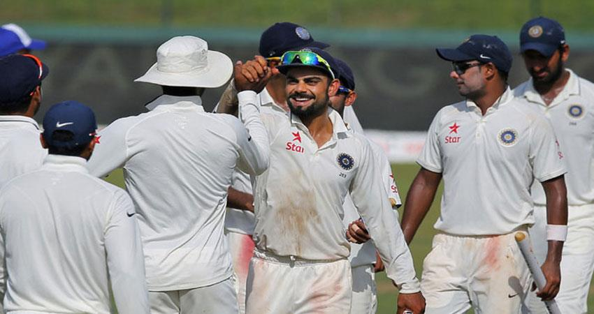 team india announced test team against south africa