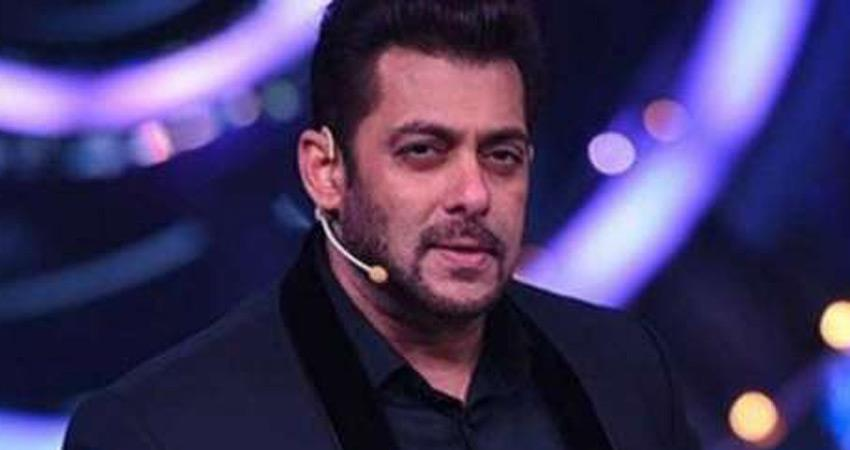 salman khan forced to cut his holiday due to bigg boss tv realty show rkdsnt