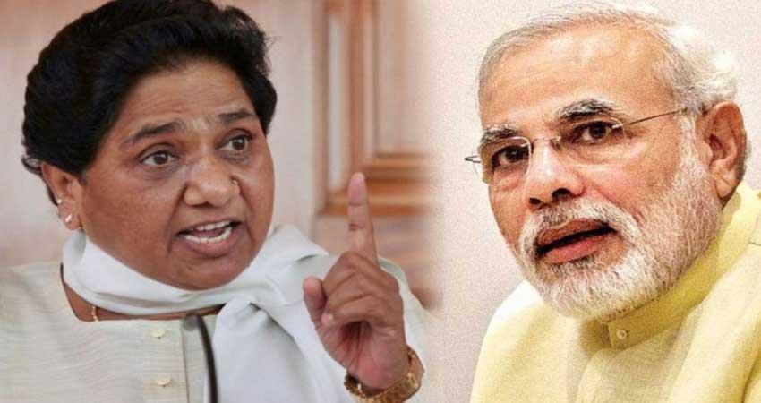 mayawati-attacks-again-on-pm-narendra-modi-loksabha-election-2019