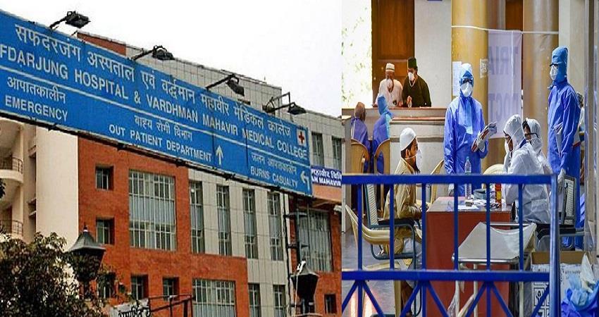 2 doctors of safdarjung have tested positive coronvirus covid19 pragnt