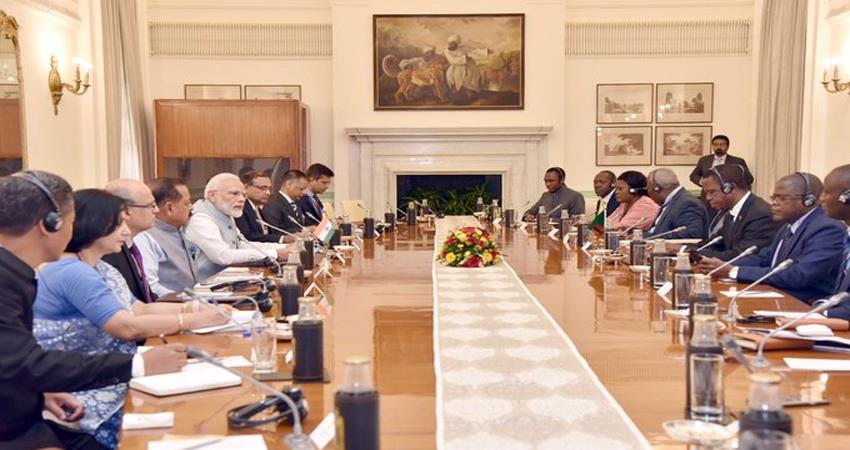 india and zambia signed mous in six sectors including defense and renewable energy