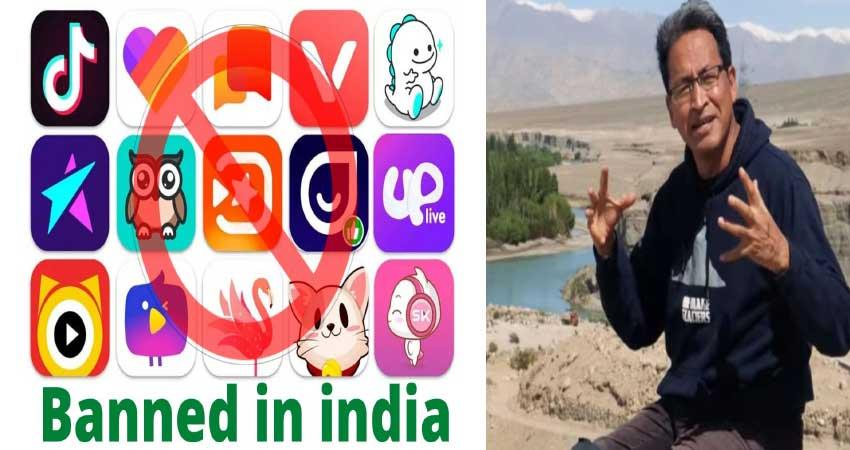 wangchuk video has a big hand in banning chinese apps anjsnt