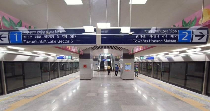 durga-puja-gift-to-kolkata-first-underwater-metro-line-of-india-started-in-west-bengal-prsgnt