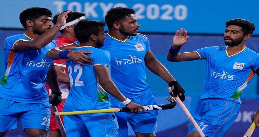 tokyo olympics: india''''s men''''s hockey team beat japan 5-3 musrnt
