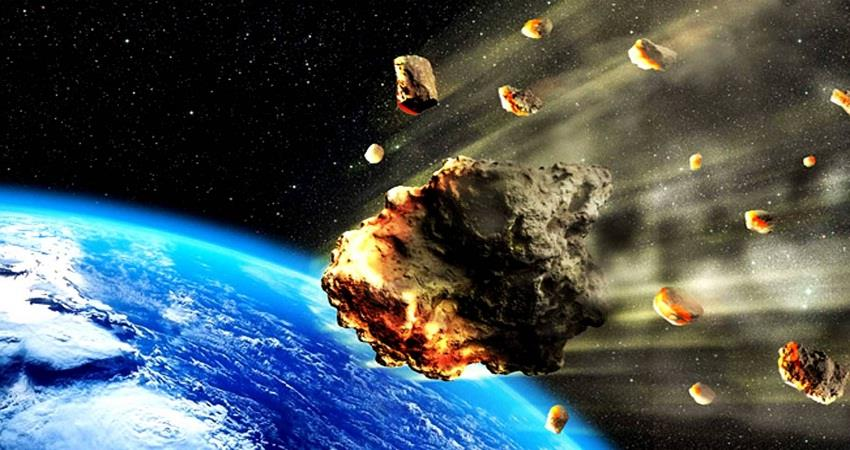 is a meteorite hitting earth on april 29 sohsnt