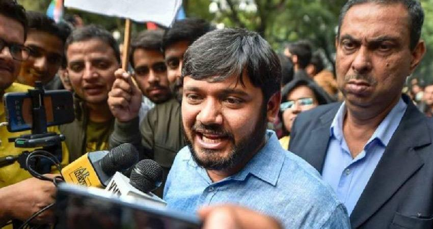 kanhaiya kumar cpim cpi says disha ravi made mistake, if she could support rioters rkdsnt