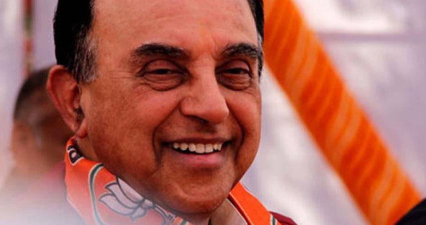subramanian swamy bjp questions metroman sreedharan age remember advani joshi rkdsnt