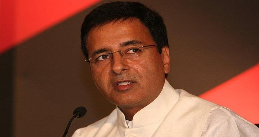 congress randeep surjewala all leaders will work for the progress of rajasthan pragnt