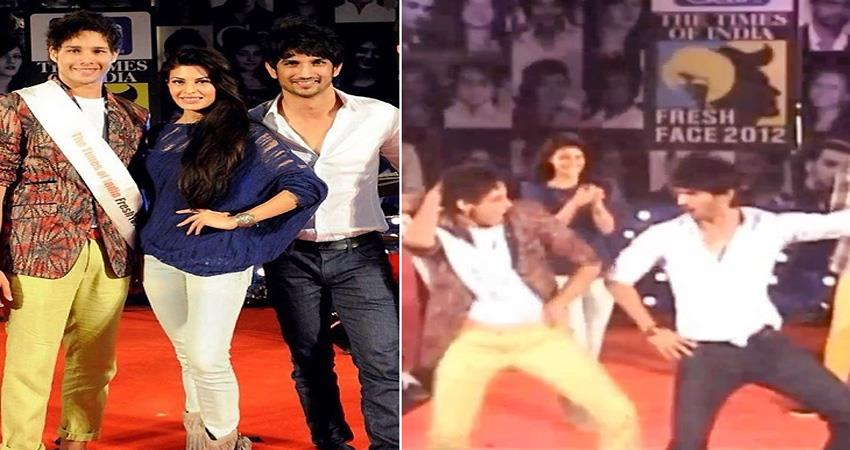 siddhant chaturvedi shares throwback dancing video with sushant sosonnt