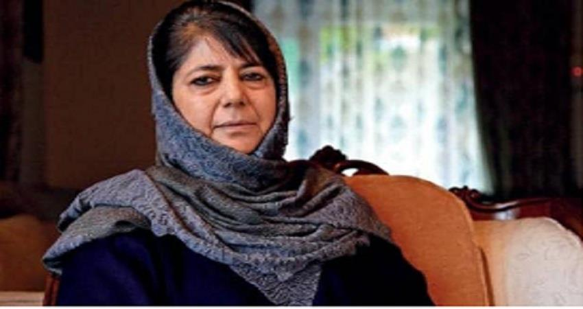 After the release of Abdula family the government raised a silent silence on the Mehbooba Mufti