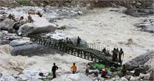 उत्तराखंड : केदारनाथ में फिर से मंडरा रहे हैं खतरे के बादल