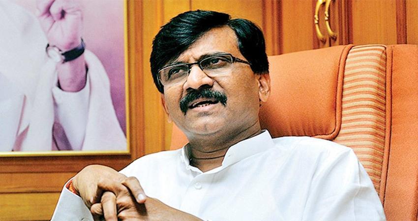 shiv sena taunts bjp government over narendra modi stadium in gujarat rkdsnt