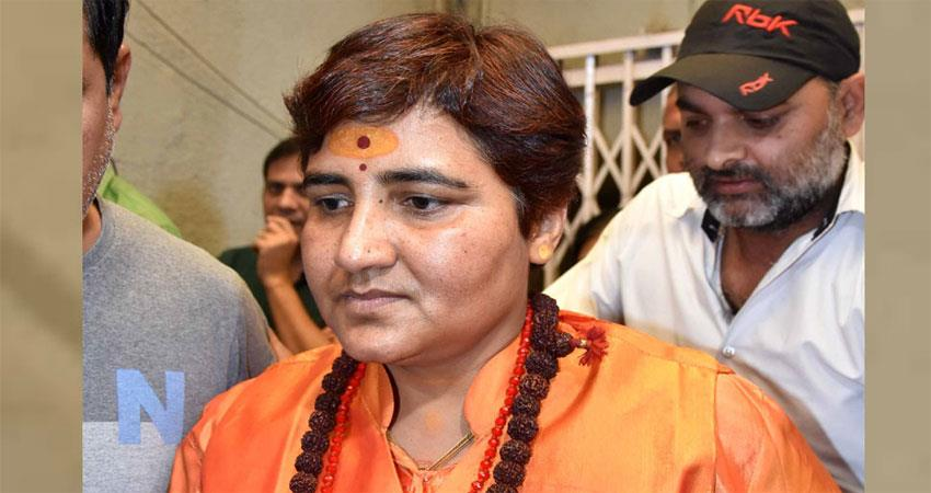 sadhvi-pragya-s-way-to-fight-contest-in-elections-is-clear-after-the-election-commission-decesion
