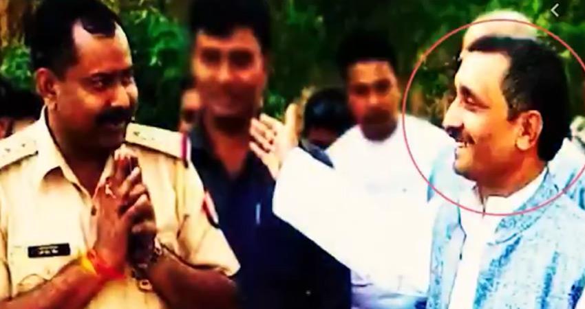 hathras rape case aap released video against bjp leaders questions raised rkdsnt
