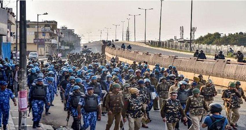 caa protests delhi police failed to stop the violence BJP Kejriwal