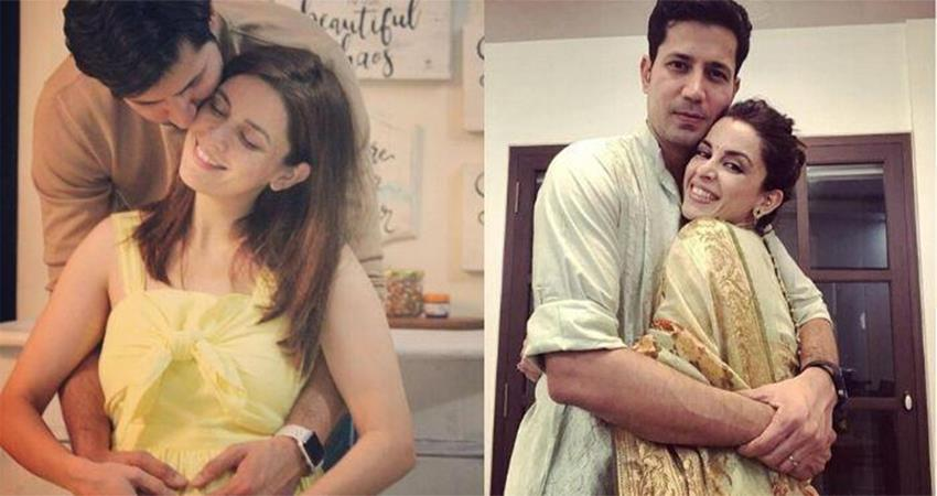 Sumeet Vyas and Ekta kaul become parents of a baby boy sosnnt