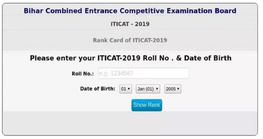 bihar-iticat-2019-result-out-see-your-result-in-official-website-of-bceceb
