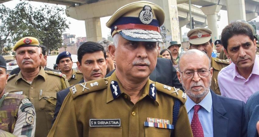 police commissioner srivastava several revelations about investigation of delhi riots rkdsnt