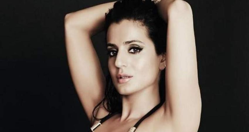 ameesha patel says ljp leader dr prakash chandra threatened her bihar election campaign aljwnt