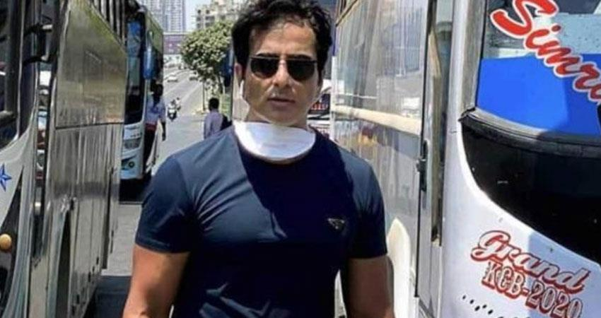 sonu sood gave his first reaction to the raid of income tax department rkdsnt