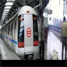 दिल्ली: वेलकम मेट्रो स्टेशन पर ट्रेन के सामने कूदकर बुजुर्ग ने दी जान