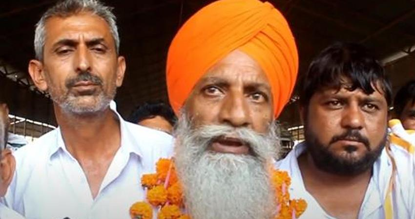 case filed against protesting farmers in haryana for attempted murder rioting rkdsnt