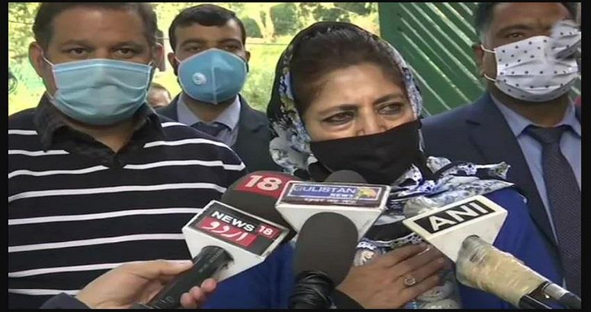 pdp-chief-mehbooba-mufti-said-to-protect-kashmiri-youth-show-anger-on-removal-370-prsgnt