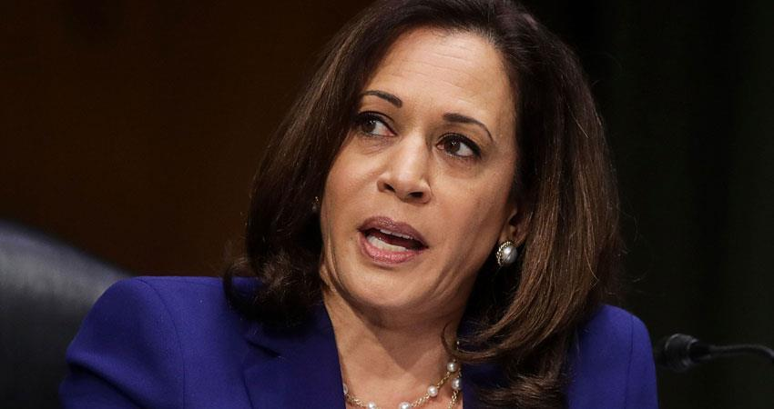 my mother also say defeat donald trump usa president elections says kamala harris rkdsnt